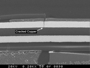 Cross-Section-Cracked-copper-Trace
